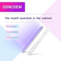 기타 조명 전구 튜브 스마트 UVC 자외선 LED 유도 램프 USB 벽 장착형 옷장 가벼운 계단 옷장 룸 통로