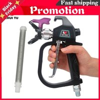 Professional Spray Guns 3600PSI High Pressure Airless Paint Gun With 517 Tip Nozzle Guard For Wagner Titan Spraying Machine
