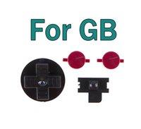 Gameboy 용 멀티 컬러 버튼 GBO DMG 용 클래식 GB 키패드 Gameboy 용 DIY A 버튼 D 패드