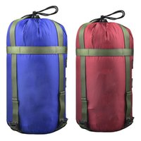 Sleeping Bags Outdoor Bag Compression Sack Clothing Sundries Drawstring Storage Pouch Camping Equipment