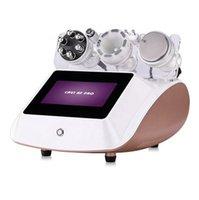 5 IN 1 Ultrasonic Cavitation RF Vacuum Body Anti Cellullite Radio Frequency Weight Loss Beauty Machine Salon Use