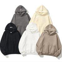 Негабаритные теплые толстовки с капюшоном мужской женской модной уличной одежды пуловерные толстовки Свободные влюбленные Топы одежды Thinthick