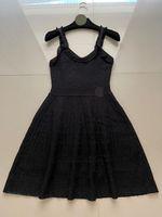 217 2021 Runway Dress Marke Gleiche Stil Kleid Sleeveless Spaghetti Strap Black Womens Kleidung Luxus Mode Kleid Hohe Qualität SC