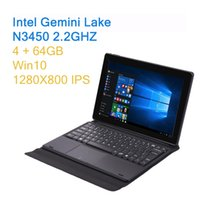 Cheaper price 10.1 inch tablet pc win10 Quad-core super notebook with keyboard
