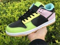 2021 Dunk Männer Frauen Skateboard Schuhe Low SE FREE 99 Chunky Dunky Bunte Luxurys Designer Sneakers mit Box