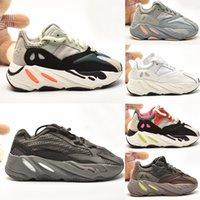 700 V2 Kids Courant Chaussures طفل رضيع طفل أحذية أحذية رياضية ouse yees jenfant الأولاد et filles صب الصرار يورو 26-35