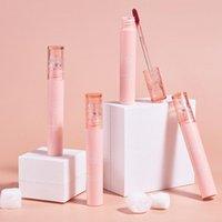 Lip Gloss SHAQINUO Nutritious Matte Velvet Lipstick Moisturizer Easy To Color Hydrating Long-lasting Lips Makeup Glaze TSLM1