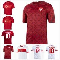 2021 تركيا المنتخب الوطني رجل لكرة القدم الفانيلة سيليك ديميرال Ozan كاباك كالهاندوغلو يازيكي بعيدا كرة القدم قميص التدريب زي تايلاند