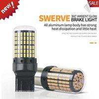 높은 전력 21W CANBUS 자동차 LED 빛 1156 1157 자동 턴 신호 램프 T20 7443 역광 P21 / 5W W21 / 5W P27 / 7W 전구