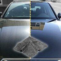 Auto spugna vernice superficiale cuffia graffi graffi riparazione spray strappi moto auto body body crack nano rimozione panno di rimozione