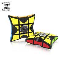 Qiyi Mofangge 1x3x3 Puzzle Spinner Magic Cube Anti-Estresidad Professional Relieve Speed Speed Qiyi Cube Toys