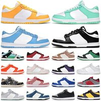 2021 Top Dunks Low Coast Michigan Shoes for men women Chunky Dunky University Blue Syracuse Valentines Day womens Classic Lows trainers outdoor sports sneakers