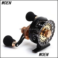 Reels2 Sports & Outdoorswoen Fl Metal Line Cup Micro Lead Wheel 6 + 1Bb Raft Speed Ratio: 2.6: 1 Fly Fishing Reels Drop Delivery 2021 X1Ku5
