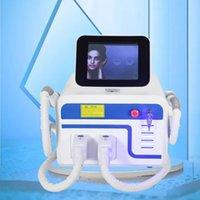 جودة عالية يدوي الفيديو المحمولة leight الليزر إزالة الشعر آلة المنزل IPL ضوء علاج الجلد متعددة الوظائف معدات الجمال 2 سنوات الضمان