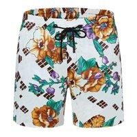 Erkek Parça Şort Pantolon Moda Stil Harflerle Külot İpli Drawing Spor Pantolon Kısa Sokak Dış Giyim Bahar Summers Beach