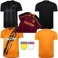 Yeni Hull Şehir Futbol Forması 21 22 Ev Uzakta Sarı Siyah 2021 2022 Futbol Gömlek Wilks 7 Honeyman 10 Bernard 24 Eates 9 Scott 15 Camiseta de Futbol Üçüncü Kırmızı