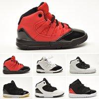 Nike Air Jordan 11 Çocuklar 11 Uzay Reçel Bred Concords Gençlik Erkek Basketbol Ayakkabı Sneakers Çocuk Boy Kız Çocuk 11 s Beyaz Pembe Gri Süet Toddlers