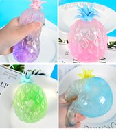 Fidget Toys 1PCS Simulation Pineapple Decompression Toy Pinch Squeeze Stress Relief Hand for Adults Children