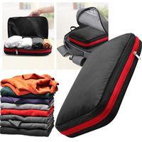 Storage Bags Travel Bag Easy Zipper Compression Convenient Lightweight Businesstrips Large Organizer 2021