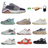 Hommes Chaussures blanches Baskets noires Arrow Sharp angle Fonds Couture Couleur Femmes Designer Street Mode ODSY-1000 Casual Footwear