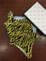 Leopard Imprimir Swimwear Hipster Pushpy Push Up Mulheres One-peça Swimsuits Praia Ao Ar Livre Beach Natação Bandagem Devo O Swimsuit Four Seasons Universal