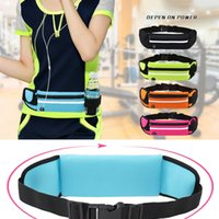 ZUZI Running Waist Bag Belt Bag Sports Portable Gym Hold Water Cycling Phone Waterproof running belt