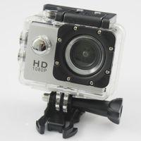Sport Action Video Cameras EST Copia per SJ4000 A9 Style Style 2 pollici LCD Schermo LCD Mini Camera 1080P Full HD 30m Videocamere impermeabili