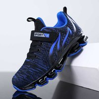 Summer Kids Running Shoes Boys Tenis Sneakers Breathable Air Mesh Children Designer Shoes Fashion Non-slip Girls Casual Sneakers Q0729