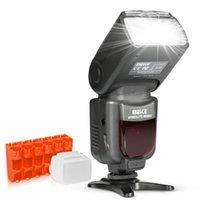 MEIKE 950 E-TTLL Speedlite-Kamera-Flash für EOS 5D II 6D 7D 50D 60D 70D 550D 600D 650D 700D 580Ex 430EX blinkte