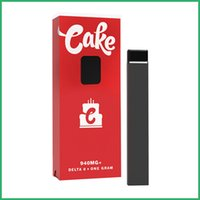 In stock quality Cake Disposable cigarette pens 1.0 Capacity Empty USB Rechargable Vape Pen oem brand logo