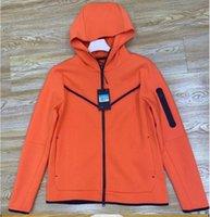 Sports d'automne et d'hiver Loisirs Mâle Capuche à capuche de coton à capuche Nouvelle mode Marque Manteau de l'homme Plus Taille S-3XL BNI0-KE9