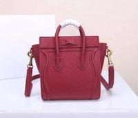 Bolsa de murciélago de lady con bolso de cuero decorativo de cuero decorativo de alta calidad disponible en 3 tamaños