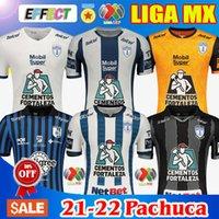 2020 2021 Pachuca CLUB CHARLY Laguna Soccer Jersey Home Away LEON Puebla Necaxa 20/21 LIGA MX Kit Джерси Футболки UNAM Униформа