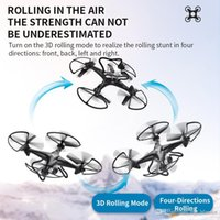 RC Drone Four Axis Drone HD Adjustable Camera Remote Control Aircraft Quadrocopter Toys Altitude Hold Headless Mode Boys Gift 07