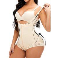 Женские формирователи Mainewear для женщин Tummy Control Fajas Colombianas Body Shaper молния открытый бюст боди талии тренер стройный подпорт