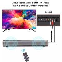 10W Bluetooth Haut-parleur Sound Bar sans fil Subwoofer Soundbar STEREO Super Bass Haut-parleur pour téléphone TV iPhone