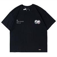 미국 유럽 독일 프로젝트 전세계지도 T 셔츠 높은 거리 티 티 봄 여름 스케이트 보드 남자 여성 streetwear tshirt