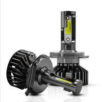 72W 16000LM Car Birne HAEDLIGHT H1 H3 H4 H7 H11 6000K Auto Nebelscheinwerfer 12V LED