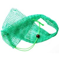الخرز في الهواء العملي المحمولة شبكة التروس المهنية قوية صلابة دائم خط سميكة الصيد صافي فخ ثمانية عشر سهم الملحقات