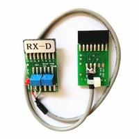 Fördröjningsrelä Station Repeater Gränssnittskabel för Motorola Maxtrac Radius Serie PM400 M1225 GM380 GM950 GM340 GM360 SM50 SM120 radio