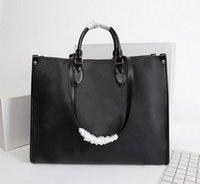 الأزياء OnThego M44925 M44926 النساء المصممين الفموي حقائب جلد طبيعي حقائب رسول حقيبة الكتف crossbody حقائب اليد محفظة