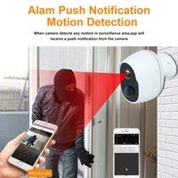 كاميرات الأمن كاميرا IP 1080P WiFi نظام مراقبة المنازل