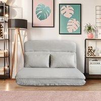 Tembel kanepe tatami oturma odası katlanır sandalye yurt yatağı koltuk uzanmış kumaş tek yatak odası balkon bay pencere wiith yastık
