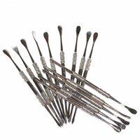 Smoking Metal dabber tool stainless steel dabtool titanium nail daber tools Glass wax atomizer