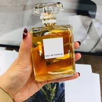 Frauen Parfüm für Frau Gelb fünf elegante reife 100ml EDV Floral Aldehyd dauerhafter Duft Hohe Qualität