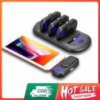 Accept cash on delivery-stock in Nigeria-fast delivery--Wireless Charger Magnetic Attraction Power Bank for android iphone moblie phones type-c