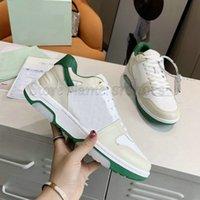 Дизайнер из офиса OOO OFFORE OOO Rideed Белые кроссовки обуви мужчины женщин тренеров стрелки мотив старинные роскоши Chaussures женская спортивная повседневная обувь дизайнеры бегун кроссовки