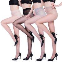 Calzini Hosiery Donne Calze Sexy Primavera / Estate Sezione sottile Thin Transparent prevengono gancio Seta stretta pantyhose sottile Bella gamba