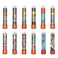 Maskking High Pro Max Unverlässiger Zigaretten Vape Pen 1500 Puffs 4,5ml 5% Kapazitätsfreie 850mAh Batterie VS Air Bar Lux
