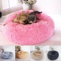 Cat Beds & Furniture Petshy Cute Small Pet Nest House Kitten Puppy Fall Winter Warm Soft Plush Sleep Cave Bed Dog Sleeping Bag Kennel Cushio